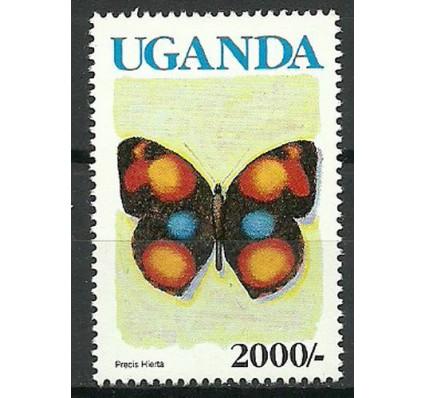 Znaczek Uganda 1990 Mi 843I Czyste **