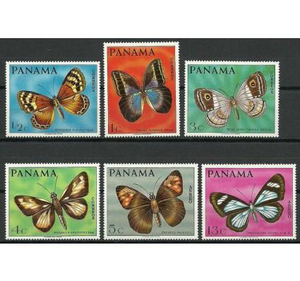 Znaczek Panama 1968 Mi 1056-1061 Czyste **