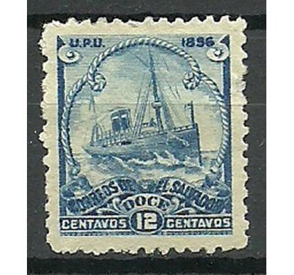 Znaczek Salwador 1897 Mi 159x Z podlepką *
