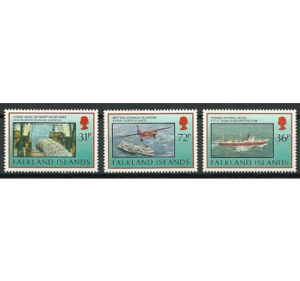 Znaczek Falklandy 1993 Mi 589-591 Czyste **