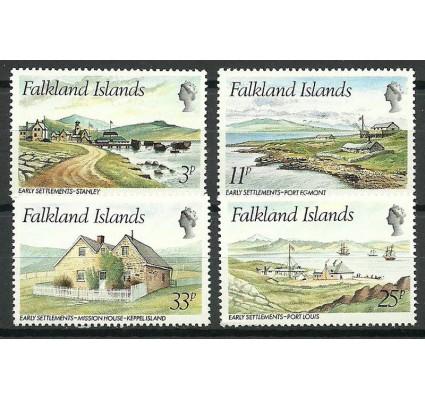 Znaczek Falklandy 1980 Mi 312-315 Czyste **