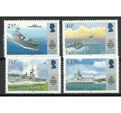 Znaczek Falklandy 2007 Mi 986-989 Czyste **