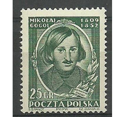 Znaczek Polska 1952 Mi 743 Fi 609 Czyste **