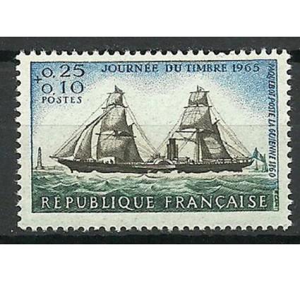 Znaczek Francja 1965 Mi 1505 Czyste **