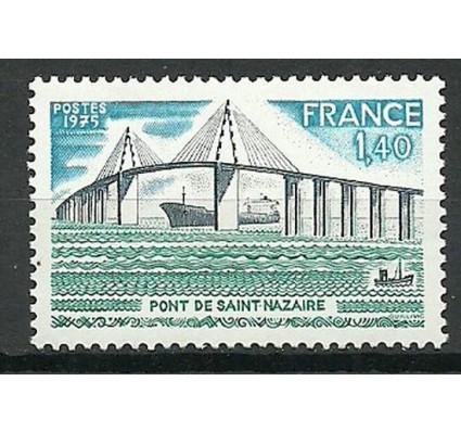 Znaczek Francja 1975 Mi 1938 Czyste **