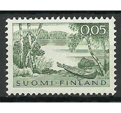Znaczek Finlandia 1963 Mi 578 Czyste **
