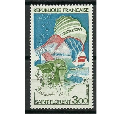 Znaczek Francja 1974 Mi 1873 Czyste **