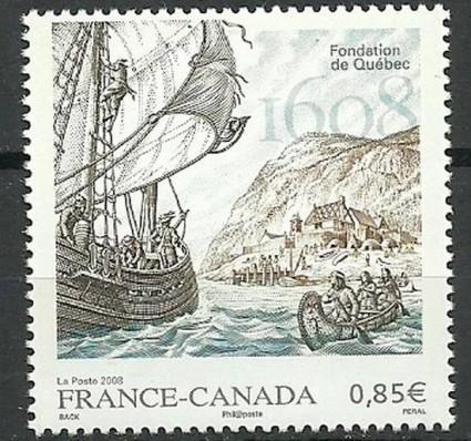 Znaczek Francja 2008 Mi 4409 Czyste **