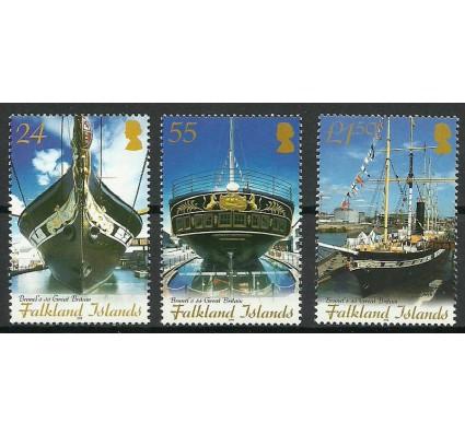 Znaczek Falklandy 2006 Mi 961-963 Czyste **
