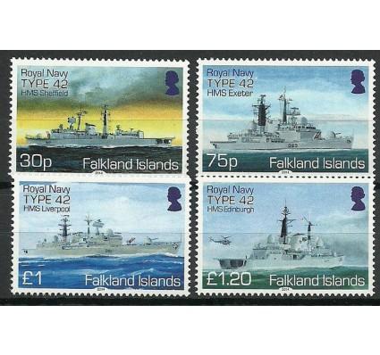 Znaczek Falklandy 2014 Mi 1262-1265 Czyste **