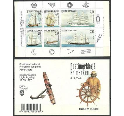 Znaczek Finlandia 1997 Mi mh 46 Czyste **