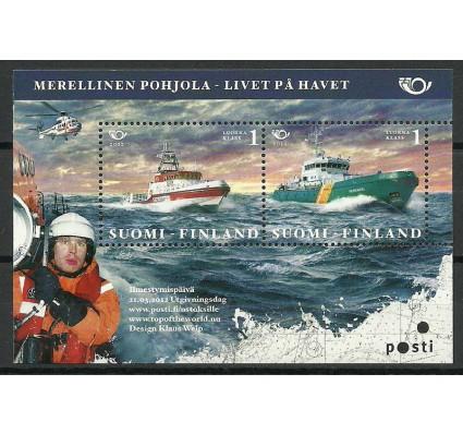 Znaczek Finlandia 2012 Mi bl 73 Czyste **