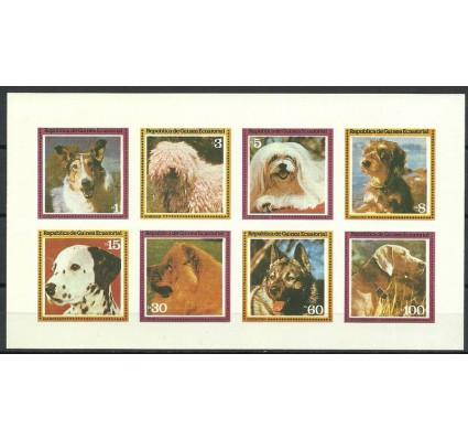 Znaczek Gwinea Równikowa 1978 Mi ark 1427-1434B Czyste **