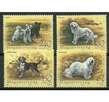 Znaczek Węgry 2007 Mi 5189-5192 Czyste **