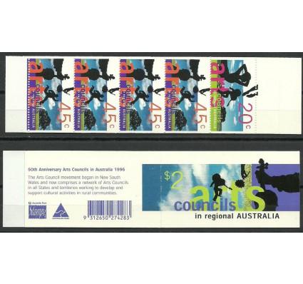 Znaczek Australia 1996 Mi mh 107C Czyste **