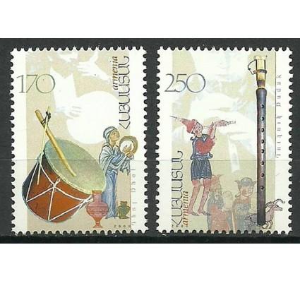 Znaczek Armenia 2000 Mi 390-391 Czyste **