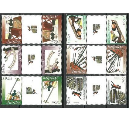 Znaczek Antyle Holenderskie 2005 Mi 1409-1414 Czyste **