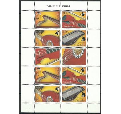 Znaczek Antyle Holenderskie 2004 Mi ark 1295-1298 Czyste **