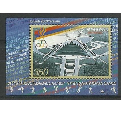 Znaczek Armenia 2003 Mi bl 18 Czyste **