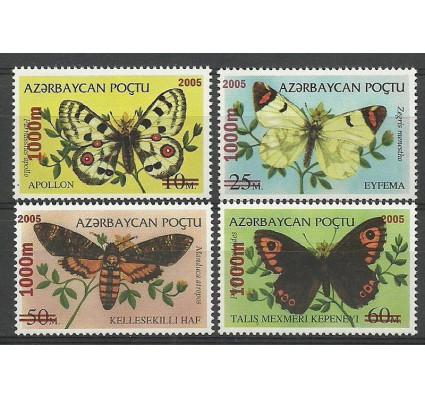Znaczek Azerbejdżan 2005 Mi 596-599 Czyste **