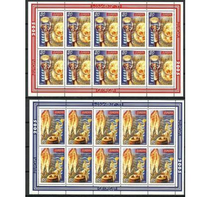 Znaczek Gruzja 2005 Mi ark 480-481 Czyste **