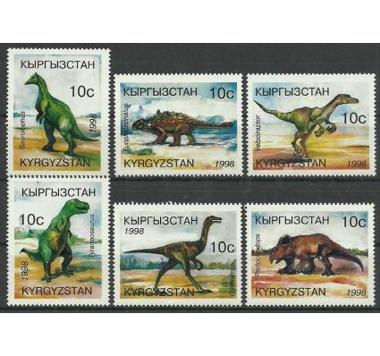 Znaczek Kirgistan 1998 Mi 147-152 Czyste **