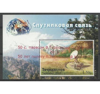 Znaczek Tadżykistan 2013 Mi bl 69 Czyste **