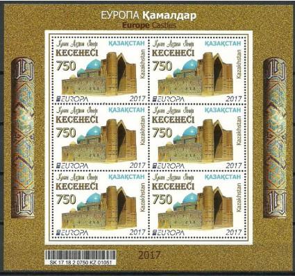 Znaczek Kazachstan 2017 Mi ark 1024 Czyste **