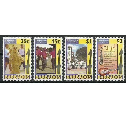 Znaczek Barbados 2001 Mi 1016-1019 Czyste **