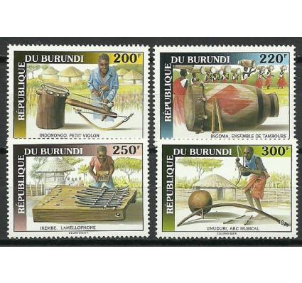 Znaczek Burundi 1993 Mi 1774-1777 Czyste **