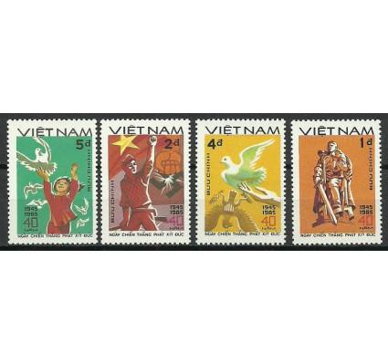 Znaczek Wietnam 1985 Mi 1562-1565 Czyste **