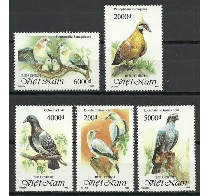 Znaczek Wietnam 1992 Mi 2464-2468 Czyste **