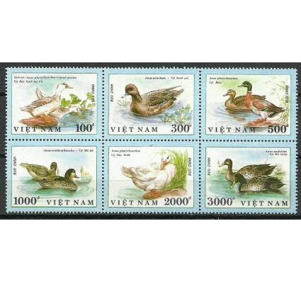 Znaczek Wietnam 1990 Mi 2120-2125 Czyste **
