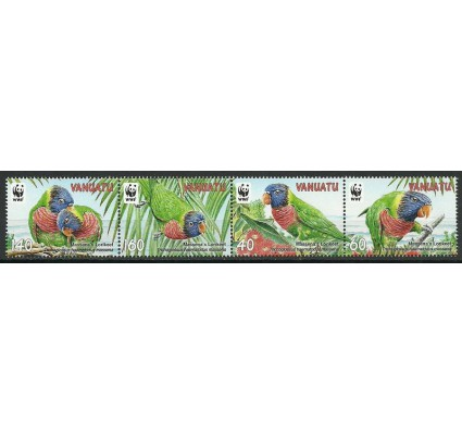 Znaczek Vanuatu 2011 Mi 1443-1446 Czyste **