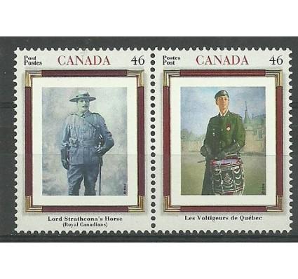 Znaczek Kanada 2000 Mi 1942-1943 Czyste **