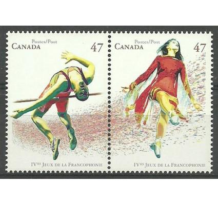 Znaczek Kanada 2001 Mi 1971-1972 Czyste **