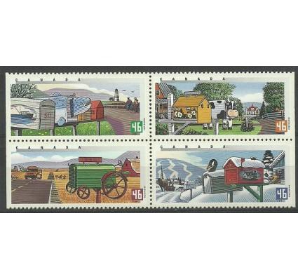 Znaczek Kanada 2000 Mi 1907-1910 Czyste **