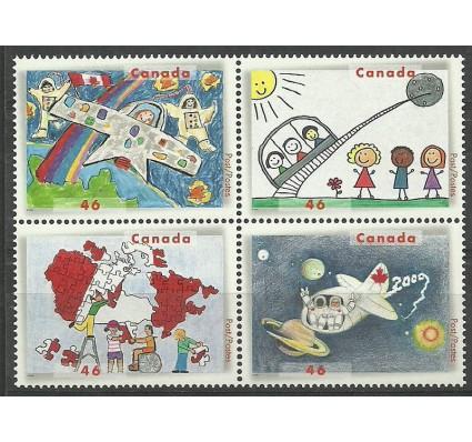 Znaczek Kanada 2000 Mi 1925-1928 Czyste **
