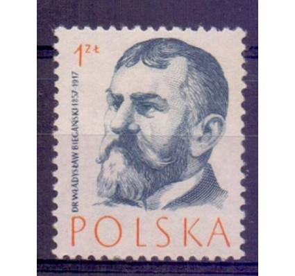 Znaczek Polska 1957 Mi 1029 Fi 867 Czyste **