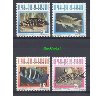 Znaczek Burundi 1996 Mi 1824-1827 Czyste **
