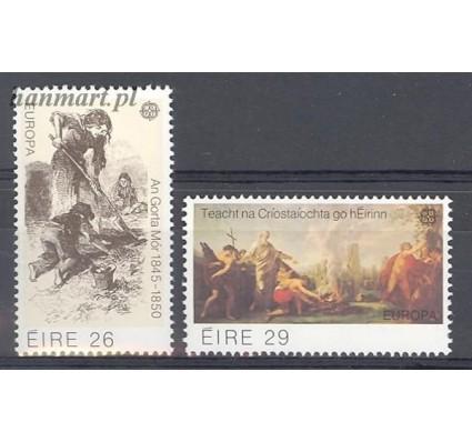 Znaczek Irlandia 1982 Mi 466-467 Czyste **