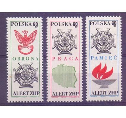 Znaczek Polska 1969 Mi 1928-1930 Fi 1781-1783 Czyste **