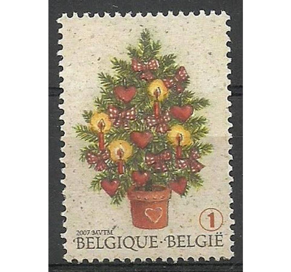 Belgia 2007 Mi 3780 Czyste **