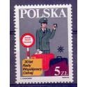 Polska 1983 Mi 2867 Fi 2719 Czyste **