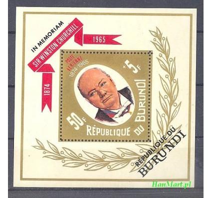 Burundi 1967 Mi bl 21 Czyste **