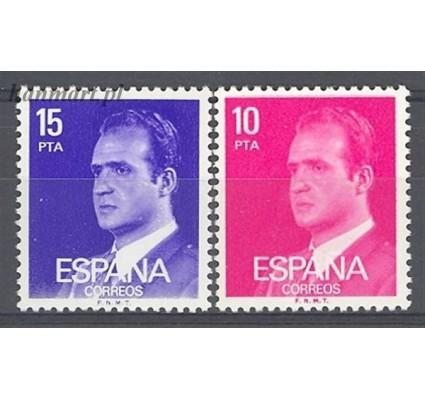 Znaczek Hiszpania 1977 Mi 2307-2308y Czyste **
