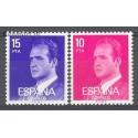 Hiszpania 1977 Mi 2307-2308y Czyste **