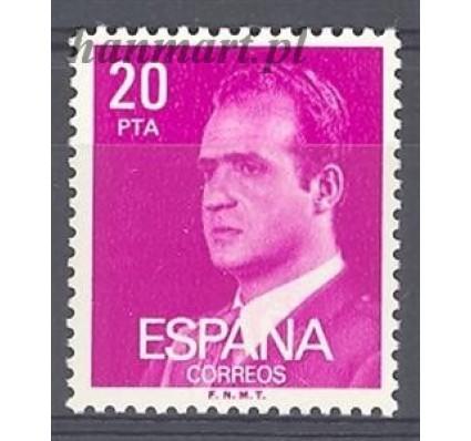 Znaczek Hiszpania 1977 Mi 2309y Czyste **