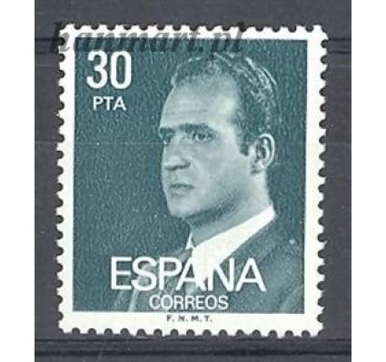 Znaczek Hiszpania 1981 Mi 2490y Czyste **