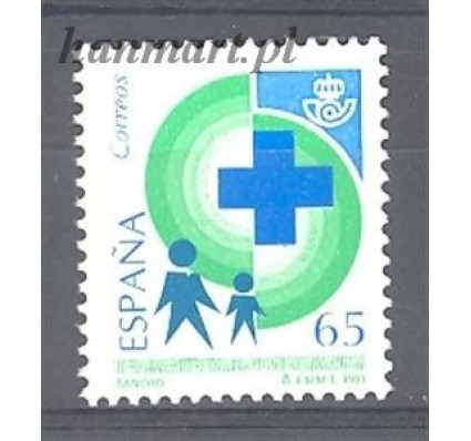 Znaczek Hiszpania 1993 Mi 3099 Czyste **